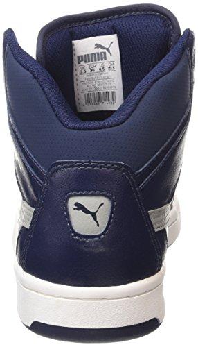 Scarpe Puma Blu Alte