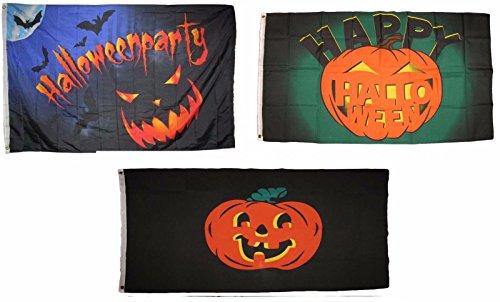 ALBATROS 3 ft x 5 ft Happy Halloween