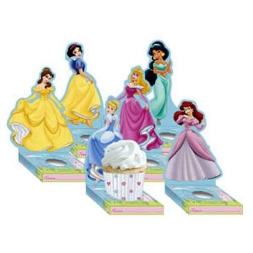 Disney Princess Party Cupcake Holders - 6 Count
