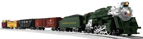 - Lionel Horseshoe Curve Freight Train Set