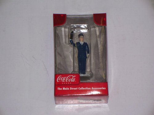 Main Street Collection - Coca Cola The Main Street Collection Man in uniform
