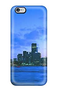 Durable Sidney By Night Sydney Water Panoramic View Nature Other Back Case/cover For Iphone 6 Plus