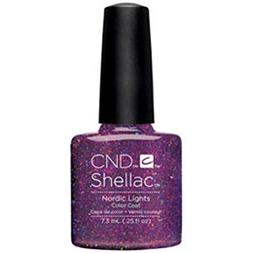 10 opinioni per CND- Shellac, Smalto per unghie UV, Nordic Lights, 7 ml
