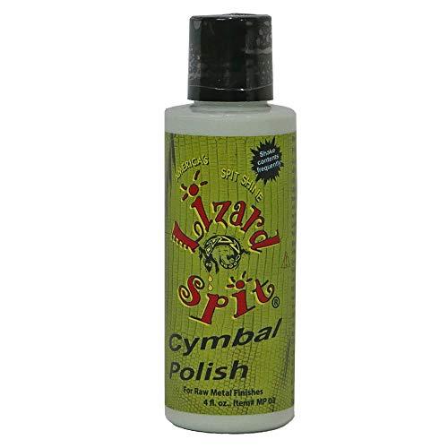 - Lizard Spit MP03 Cymbal Polish