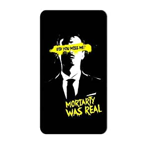 Sherlock Moriarty Did You Miss Me iPhone 4/4s Pictaleather Flip Case by ruishername