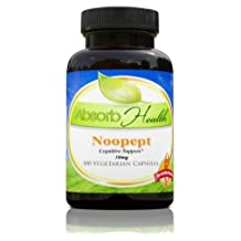 Noopept Powder | 10g, 25g, and 100 Capsules | Powerful Racetam Nootropic | Free Scoop! (100 Capsules)