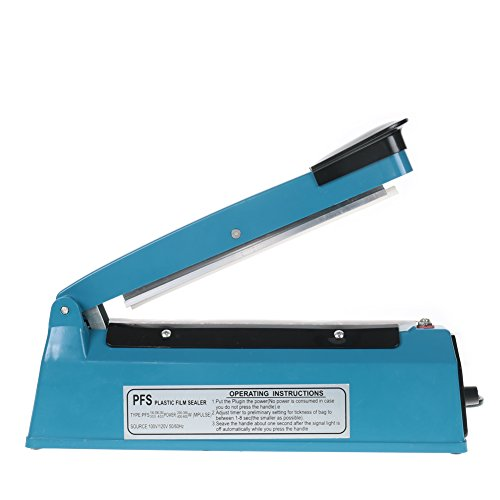 8 inch impulse sealer with cutter - 7