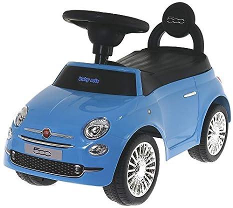 Baby Mix Fiat 500 antidérapante auto hz620 (Bleu): Amazon.es: Bebé