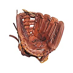 SHOELESS JOE JUNIOR BASEBALL BALLGLOVE I-Web Professional Series 100% leather baseball glove is the industries best choice for younger athletes who wants to learn to catch a baseball and play the game. It is designed to fit the players hand a...