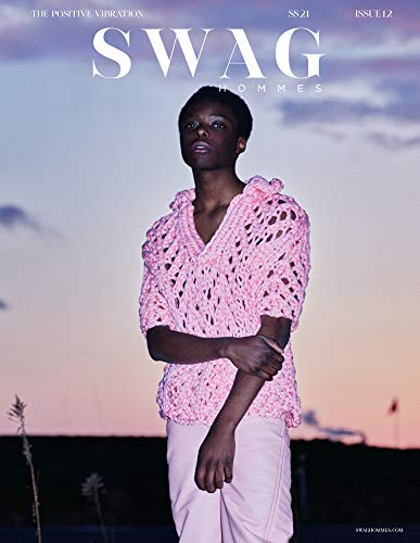 SWAG HOMMES 最新号 表紙画像