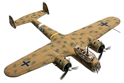Corgi 1/72 Dornier Do17Z-1 Horst Wessel ZG26 Libya 1941-42