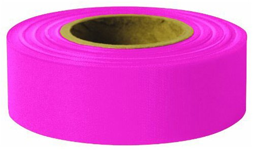 swanson-rftglp150-1-3-16-inch-by-150-feet-taffeta-roll-flagging-pink