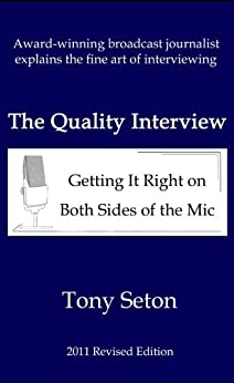 The Quality Interview by [Seton, Tony]