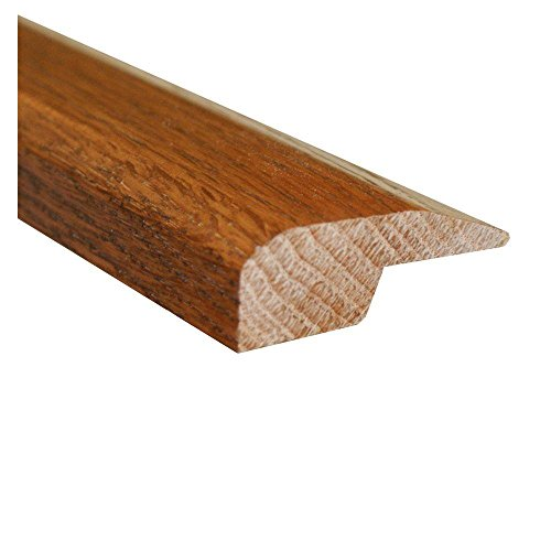 Millstead Oak 2 in. Wide x 78 in. Length Harvest Carpet Reducer Moulding - 2 Oak Flooring