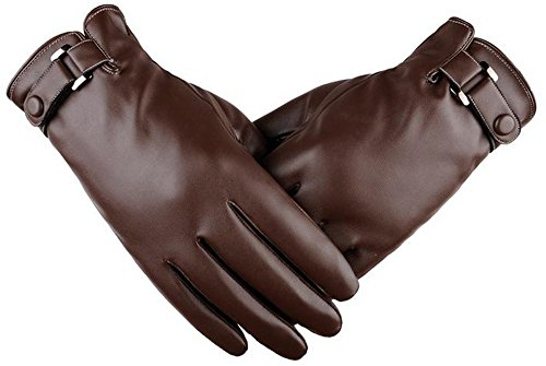 Brown Gloves - 1