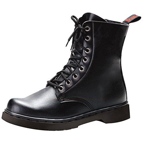 Demonia - Defining Alternative Footware Miniplateau Stiefel Defiant-100