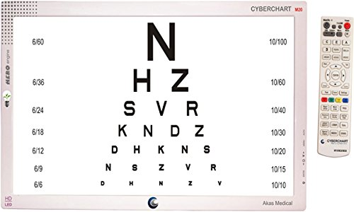 Amazon Snellen Led Visual Acuity Chart 22 Led Display With