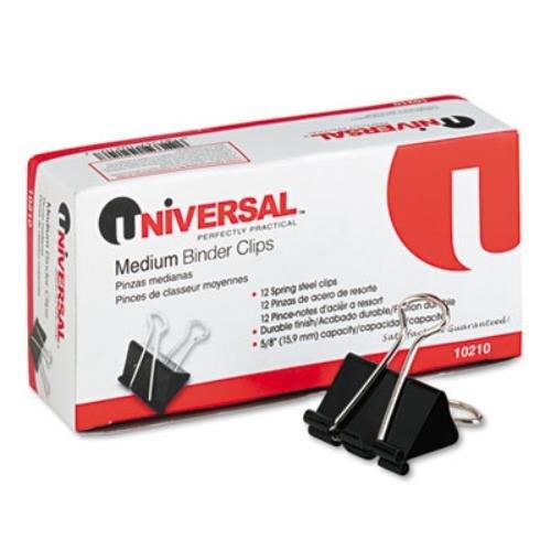 Universal 10210 Medium Binder Silver product image