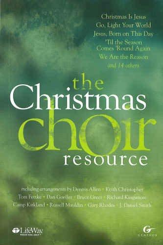 Christmas Choir Resource Choral Book
