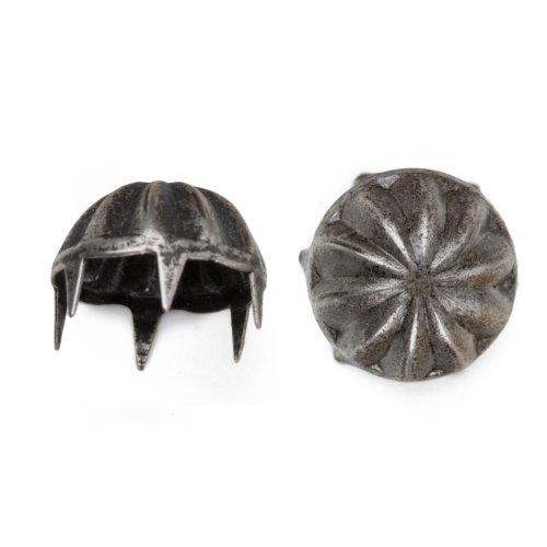 C&C Metal Products Corp Round Orange Squeezer Nail Head, ...