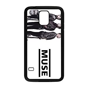 Samsung Galaxy S5 Cell Phone Case Covers Black Muse TQ7203219