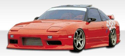 1989-1994 Nissan 240sx 2DR Duraflex M-1 Sport Kit- Includes M-1 Sport Front Bumper (100868), GP-1 Rear Bumper (100850), and M-1 Sport Sideskirts (100870). - Duraflex Body ()