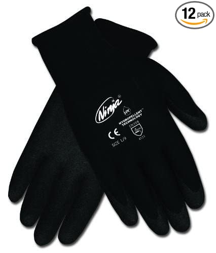 Memphis Glove N9699M Ninja Hpt Coated Gloves, Medium, Black ...