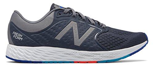 お世話になったサージテニス(ニューバランス) New Balance 靴?シューズ メンズランニング Fresh Foam Zante v4 Steel with Thunder スティール サンダー US 8 (26cm)