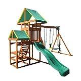 Woodlands Gym Swing Set