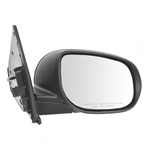 Mirror Power Heated Signal Right RH Passenger Side for Kia Forte Sedan (4dr Side Mirror)