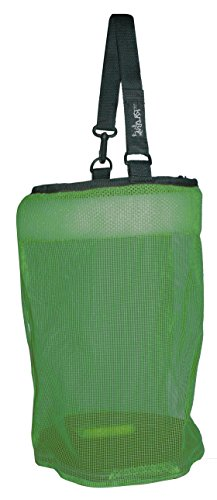 Bucket Wade - ForEverlast Net Bag 5 Gallon NB-5, Lime Green