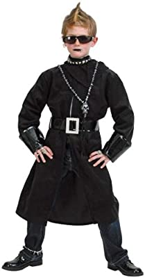 Carnaval 11142 niños - disfraz Punk-chaqueta MG urtel, Nuevo ...