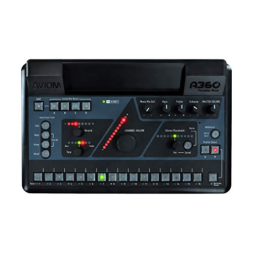 (Aviom A360-MEE 64 Channel Personal Mixer)