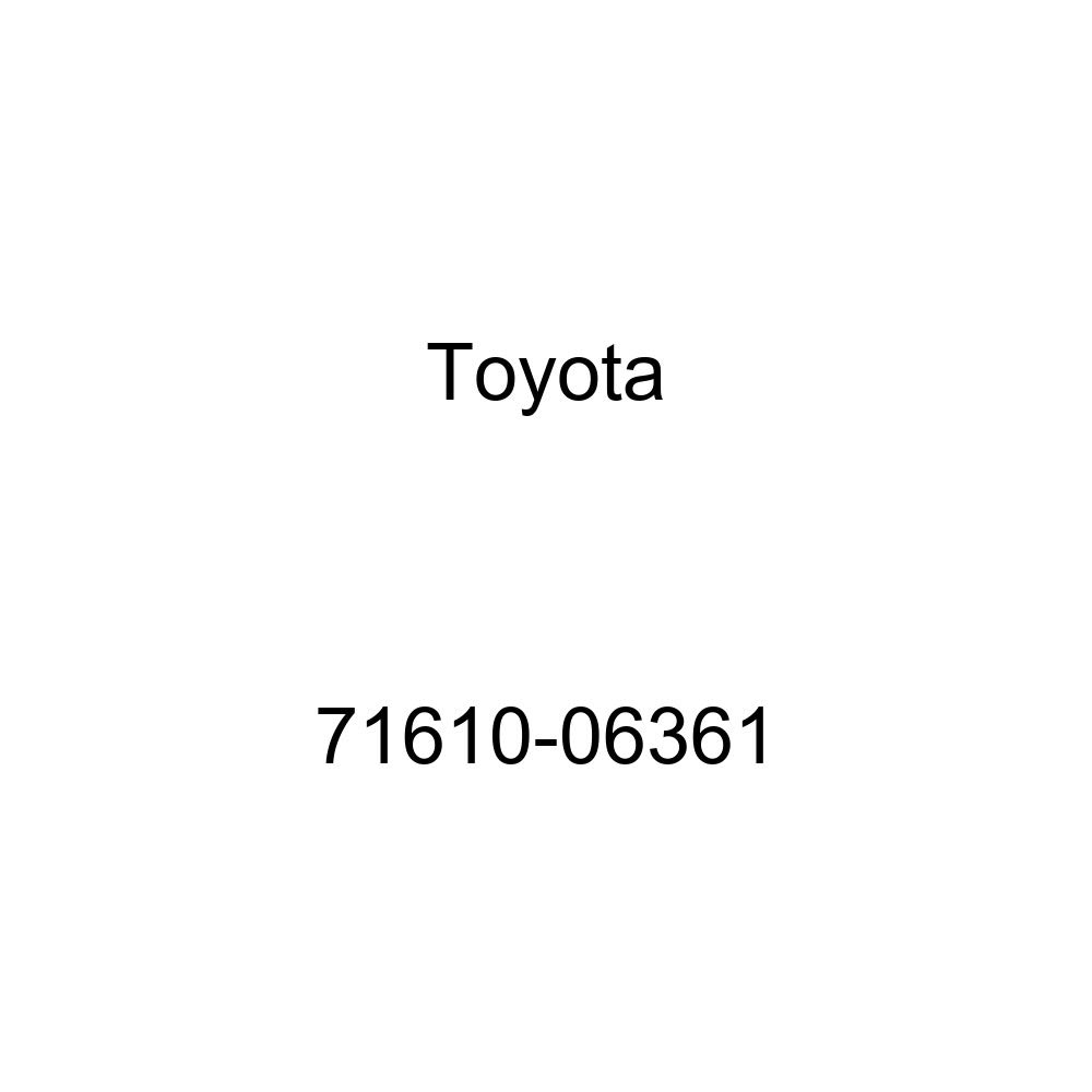 TOYOTA Genuine 71610-06361 Seat Cushion Spring