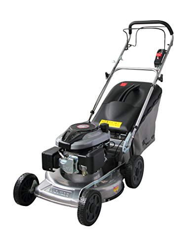 Worth Garden #1953 19'' Aluminum Deck Self Propelled 196 CC Gas Powered Lawn Mower by Worth