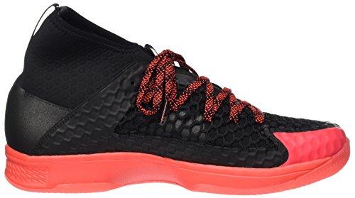 Schwarz Black Black Korall Evospeed fiery Adults' Coral Fitness Shoes Puma 1 Indoor 02 Netfit Unisex gTxgqw8a
