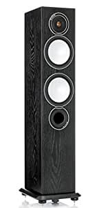 Monitor Audio Silver 6 - Altavoces (Negro, Piso, Speaker set unit, Integrado, Alámbrico, 35 - 35000 Hz)