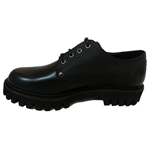 Soldini , Herren Sneaker Schwarz Nero