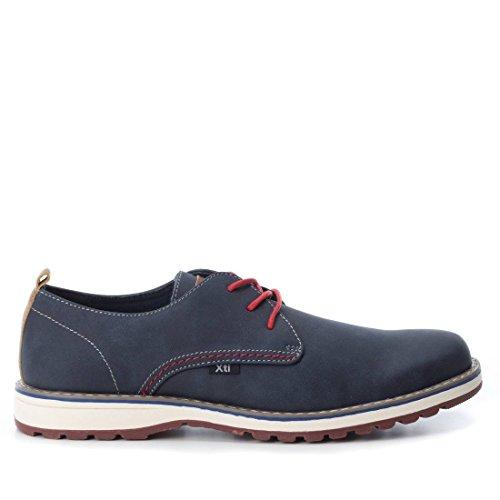 47163 Redonda Tipo y Cordón Oxford Cierre EN MARINO con Zapato Punta zS84ndd