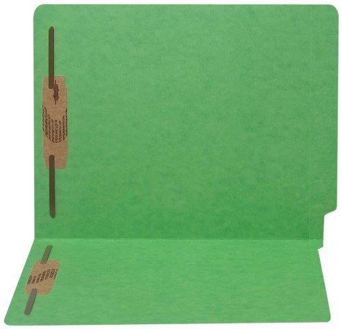 SJPaper End Tab Fastener Folders (SJPS13644) by SJ PAPER