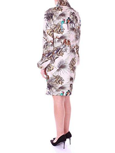 22387 Kleid blugirl Fantasie Kurzes Grün Damen 4qx1Cdwv
