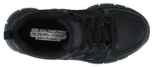 Skechers Flex Advantage - Zapatillas de Entrenamiento Niños Black
