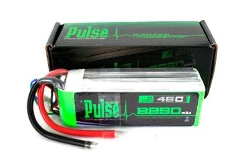 PULSE 2250mAh 11 1V ULTRA POWER product image