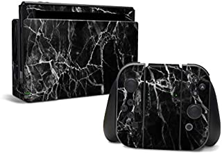 product image for Black Marble - Decal Sticker Wrap - Compatible with Nintendo Switch