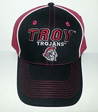 New! USC Trojans Adjustable Velcro 3D Embroidered Cap Usc Trojans Cap