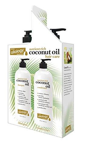 Buy coconut oil shampoo and conditioner
