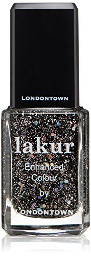 LONDONTOWN Lakur Nail Polish, Stargazing Royalty