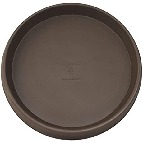 Tusco Products TR22ES Round Saucer 22 Inch Diameter Espresso
