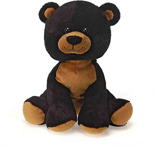 "Fiesta Toys Lil Buddies Bean Bag Animal Plush - 9"" Black Bear"