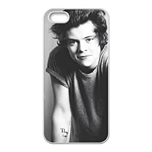 Harry Styles Unique Design Cover Case for Iphone 5,5S,custom case cover ygtg-324315